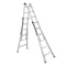 Aluminum Multi-Position Ladder