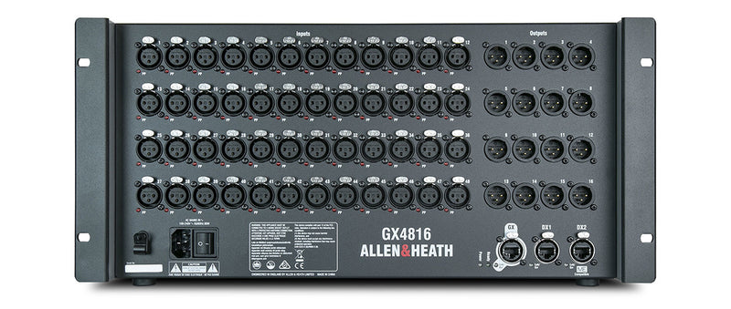 Allen & Heath GX4816 Stagebox