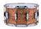 "Ludwig 8""x14"" Raw Copperphonic Snare Drum"