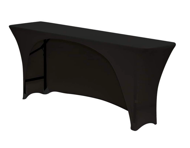 "72"" x 18"" Conference Table Skirt"