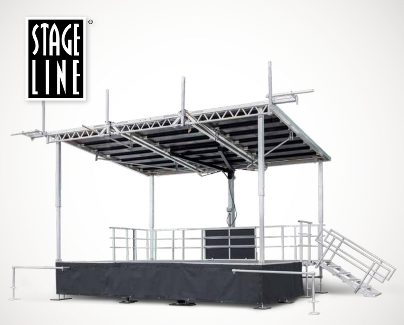 Stageline - SL75 - 20'x16' Mobile Stage
