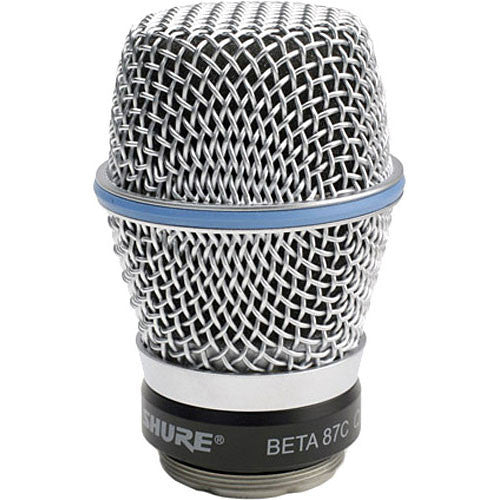 Shure Beta 87C Capsule for Wireless Microphone Transmitters
