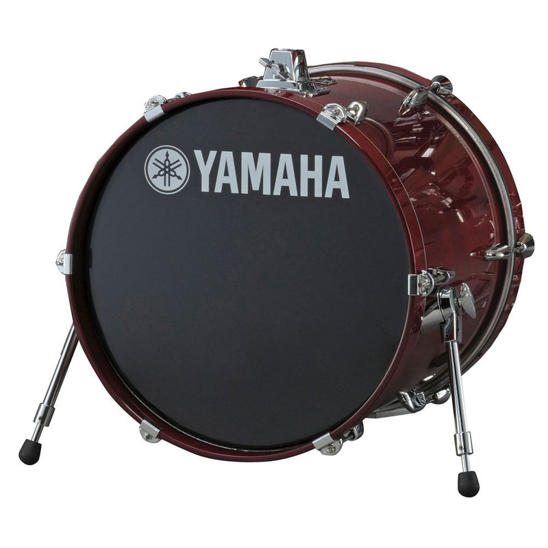 "Yamaha 22""x 16"" Kick - Birch Custom Absolute - Red"