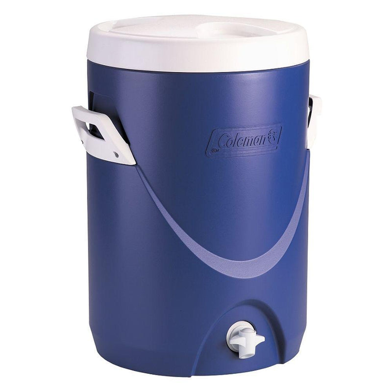 Beverage Cooler - 5 Gallon - Blue