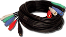 Feeder Power Cable (5-Wire) - Camloks to Camloks