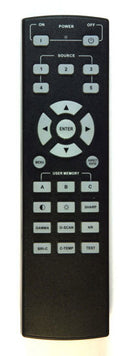 Digital Projection Remote