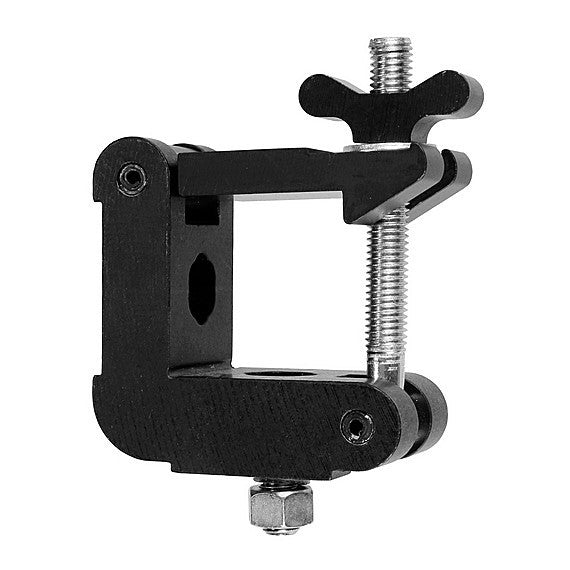 "The Light Source Mega-Square 2"" Half Coupler (Black)"