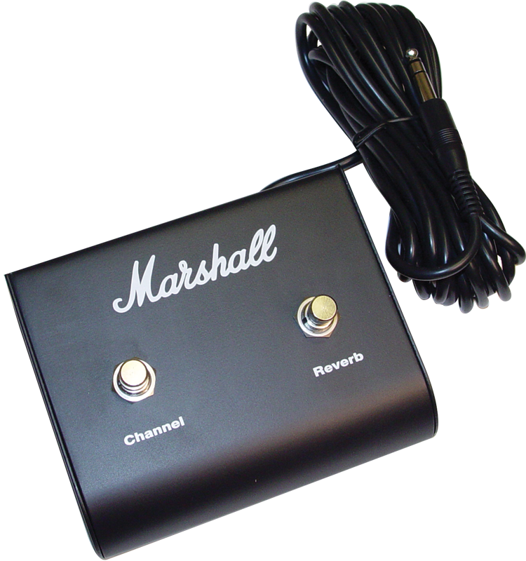 Marshall JCM900 Footswitch
