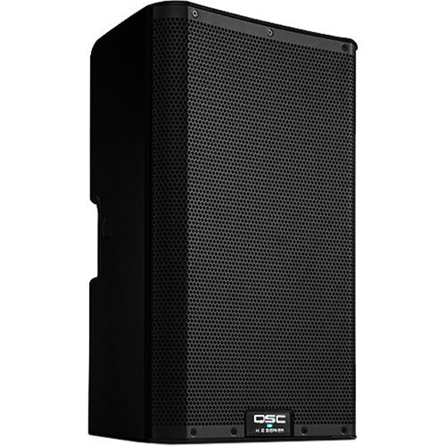 "QSC K10.2 Two-Way 10"" 2000W Powered Portable PA Speaker"