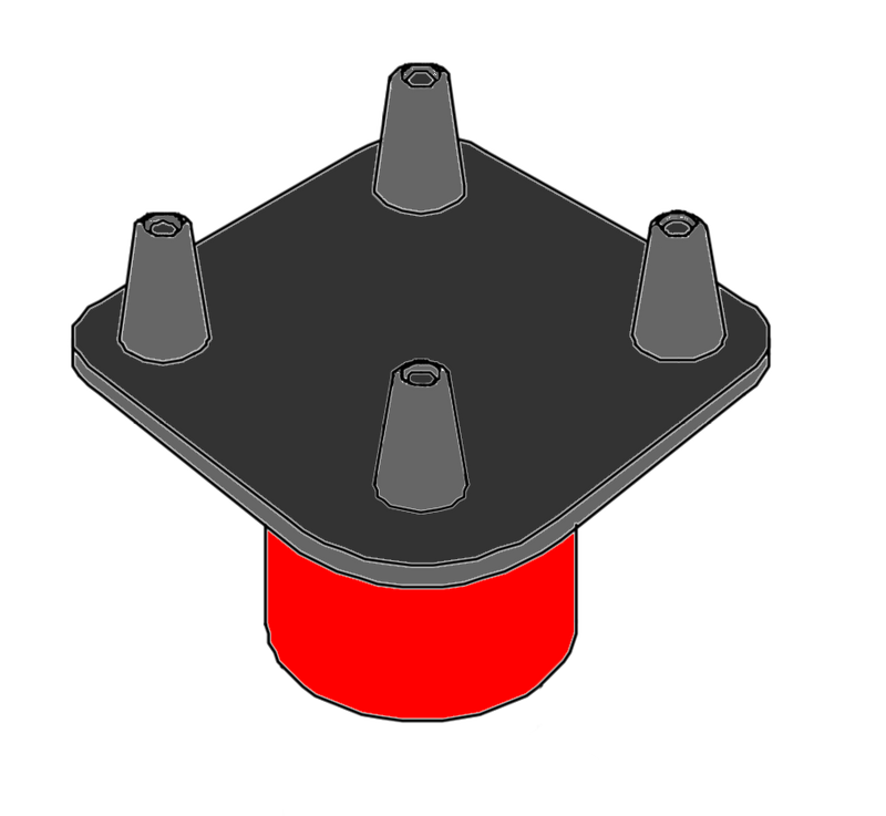 StageRight Locator - Small Quad