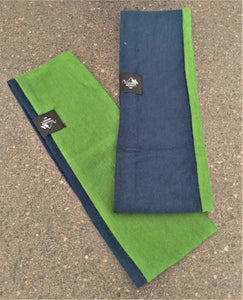 Headband-Green/Navy