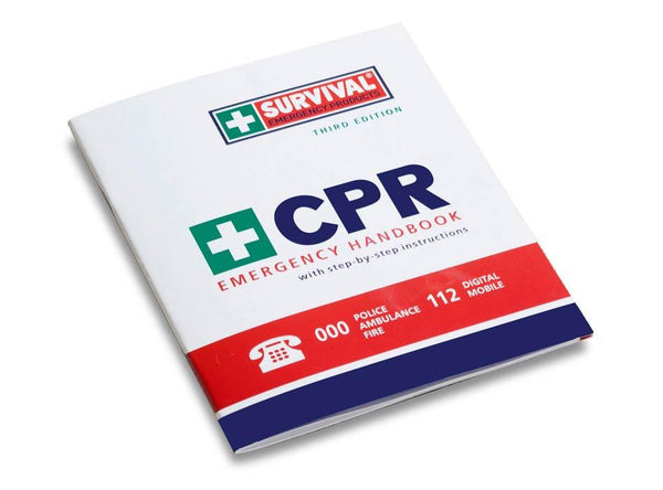 CPR Emergency Handbook