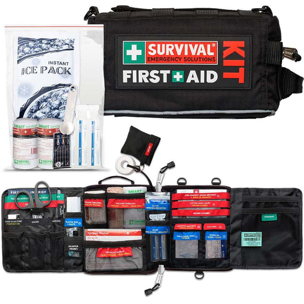 SURVIVAL Travel First Aid KIT