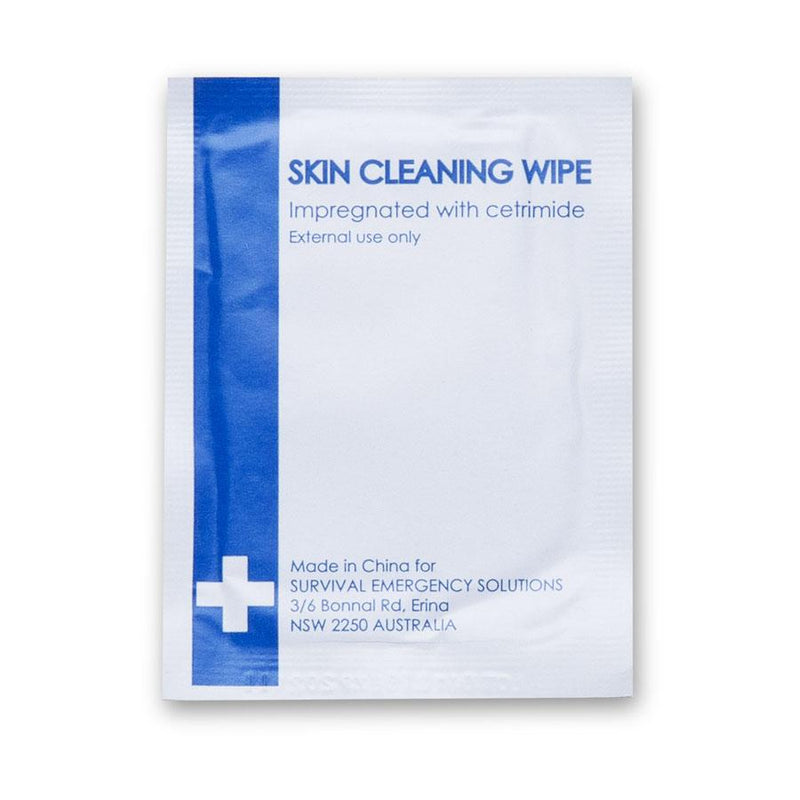 Skin Cleaning Wipes
