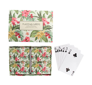 Playing Cards Tropicana