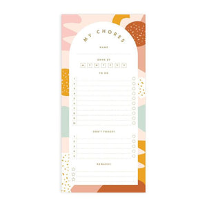 DL Magnet Notepad