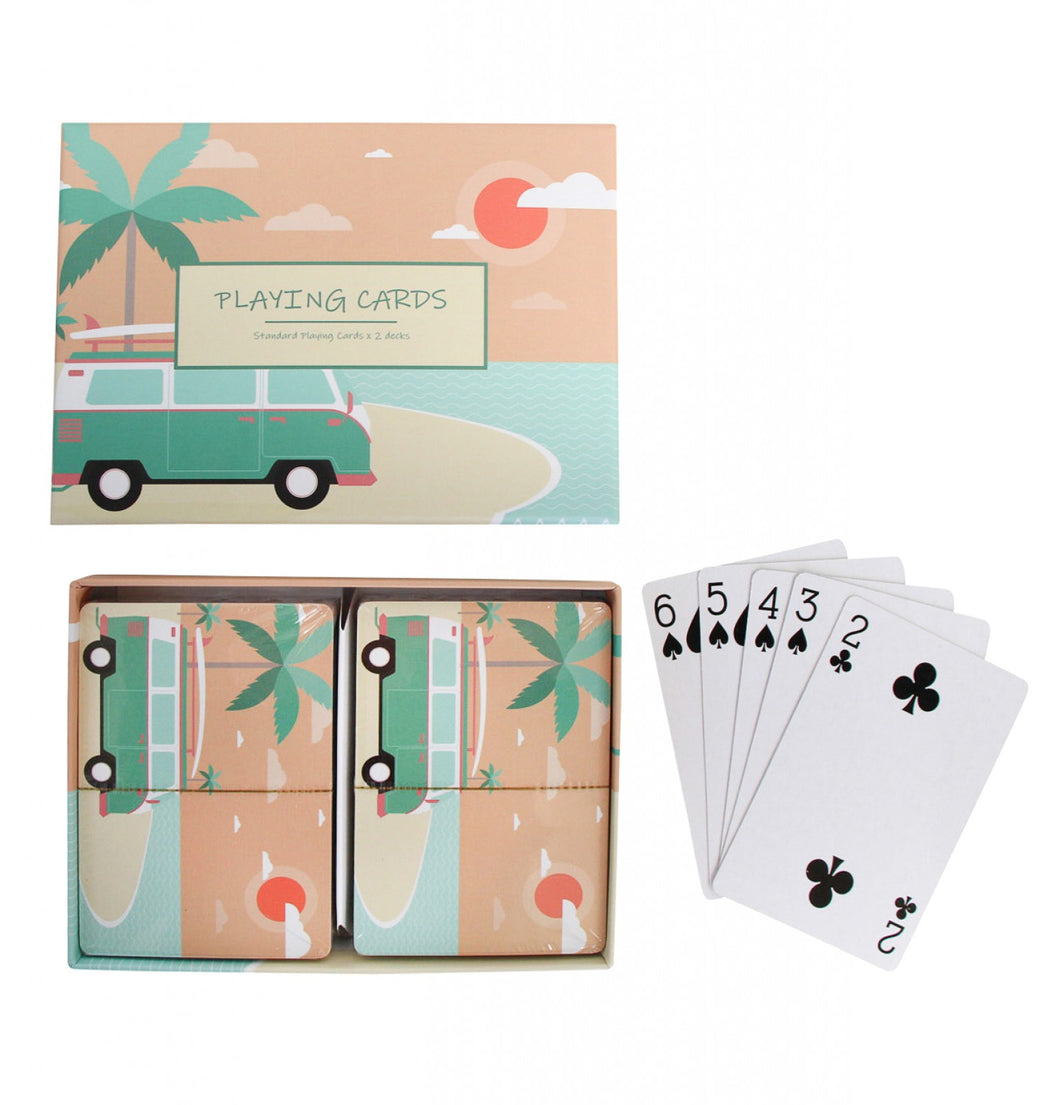 Playing Cards Combi