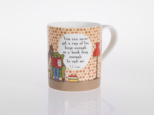 Red Tractor extra Large Mug
