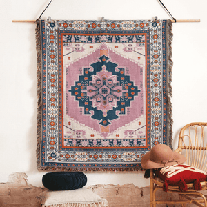 Strawberry Field Picnic Rug Regular
