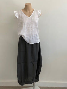 Linen Culottes One Size