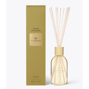 Glasshouse Diffuser Kyoto in Bloom 250ml