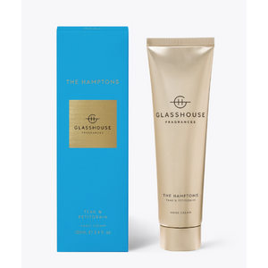 Glasshouse Hand Cream The Hamptons