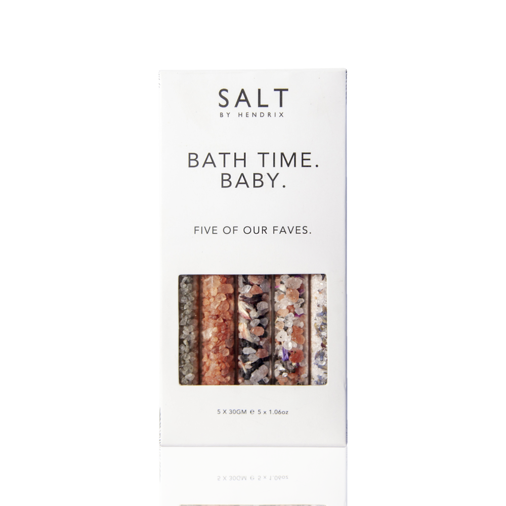 Salt by Hendrix Bath time baby Set of 5