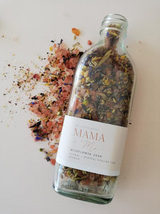 Mama + Me Wildflower Bath Soak