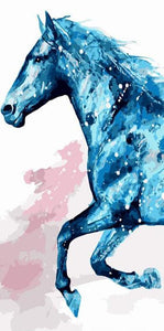 Beautiful Horse DIY Painting by Numbers - Paint by Numbers Kits