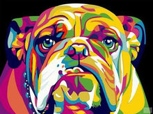 Load image into Gallery viewer, A Cute Rottweiler - Paint by Numbers Kits