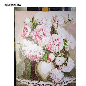 Bouquet of Flowers - Paint by Numbers Kits