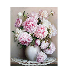 Load image into Gallery viewer, Bouquet of Flowers - Paint by Numbers Kits