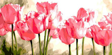 Load image into Gallery viewer, Tulips DIY Painting By Numbers - Paint by Numbers Kits