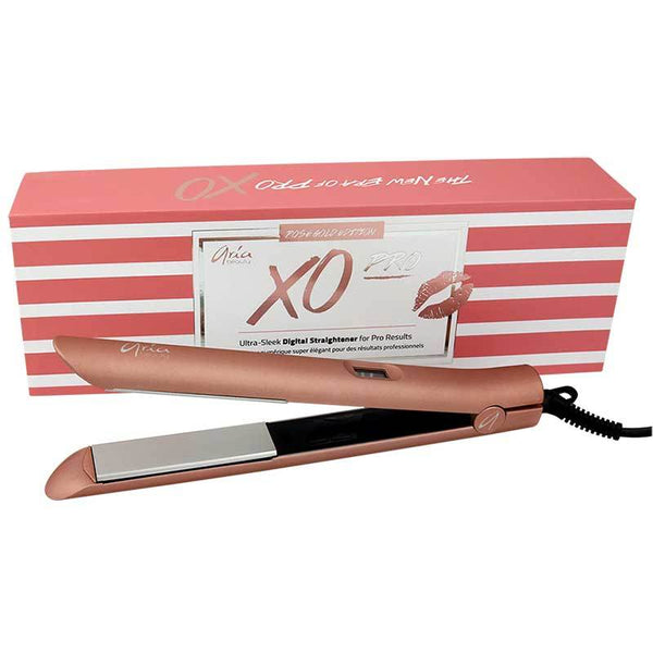 Aria XO Pro Ultra-Sleek Digital Straightener - Citrus Hair Salon