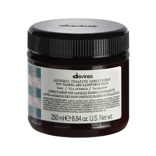 Davines-Alchemic Condtitioner-Teal - Citrus Hair Salon