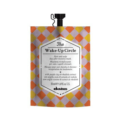Davines-The Wake Up Circle Hair Mask - Citrus Hair Salon