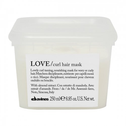 Davines-Love Curl Mask - Citrus Hair Salon