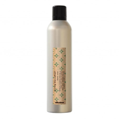 Davines-Medium Hold Hair Spray - Citrus Hair Salon