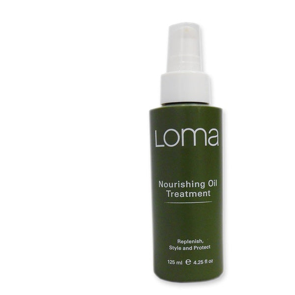 Loma-Nourishing Oil Treatment - Citrus Hair Salon