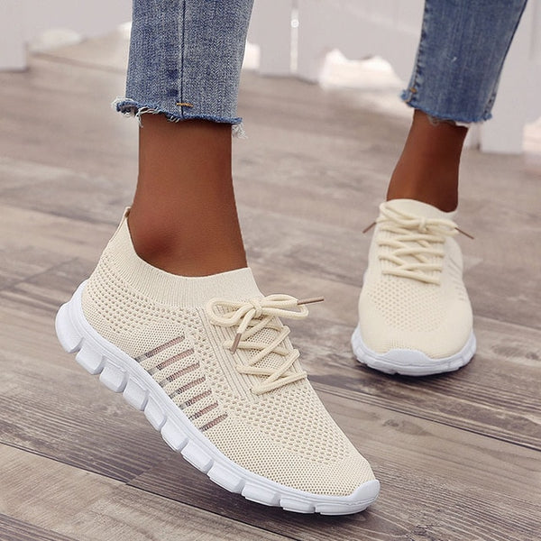 lightweight sneakers womens shoes summer fashion 2020 women casual shoes breathable mesh shoes woman large size