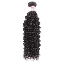 Indian Curly Hair Extensions 100% Human Hair