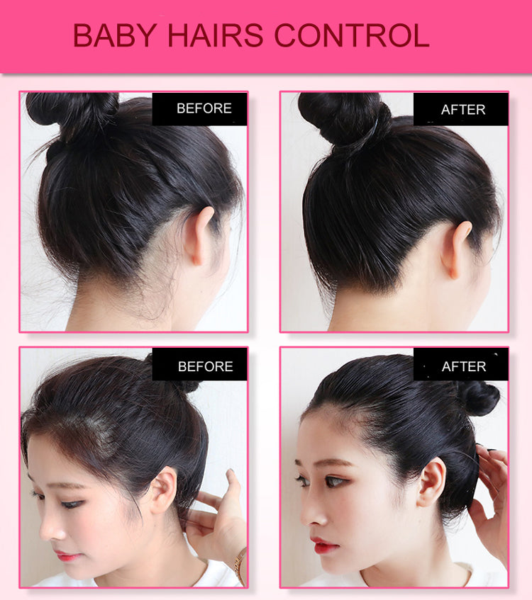 Hair Edge Control Gel Stick Slay Thin Baby Hair Perfect Hair Line Styling Smooth Frizziy Hairs Non Greasy 75g