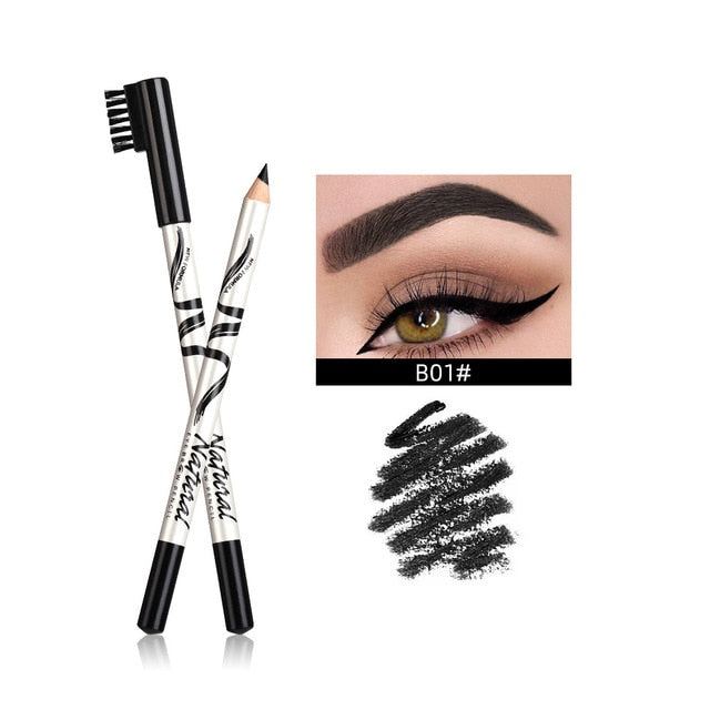 Makeup Menow Eyebrow Pencil Eyebrow Marker Waterproof Eyebrow Tattoo For Eyebrows 5 Colors Enhancer Dye Tint Pen Long Lasting