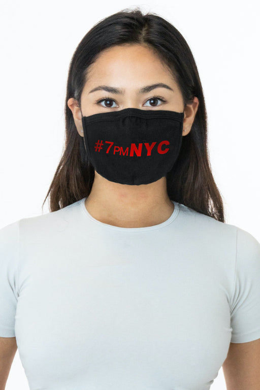 #7pmNYC - #SocialMediaBitch face masks