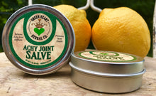 Load image into Gallery viewer, Achy Salve 2oz Relieves Stiffness - All Natural
