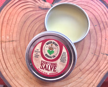 Load image into Gallery viewer, Everything Salve 1 oz  Bug Bites, Burns, Bruises, Cuts, Scrapes, Rashes, Mild Fungus