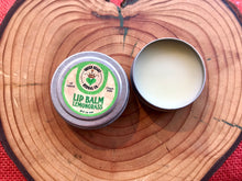Load image into Gallery viewer, Lip and Hand Balm- Lemongrass 1/2 oz Lip Protection, All Natural