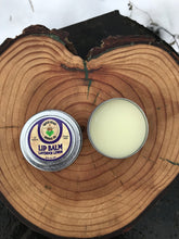 Load image into Gallery viewer, Lip and Hand Balm- Lavender Lemon .5 oz Lip Protection, All Natural