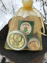 Load image into Gallery viewer, Achy Joint Gift Package (2oz Achy Joint  Rub & .5oz Wound Salve)