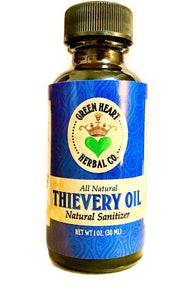 Thievery Oil